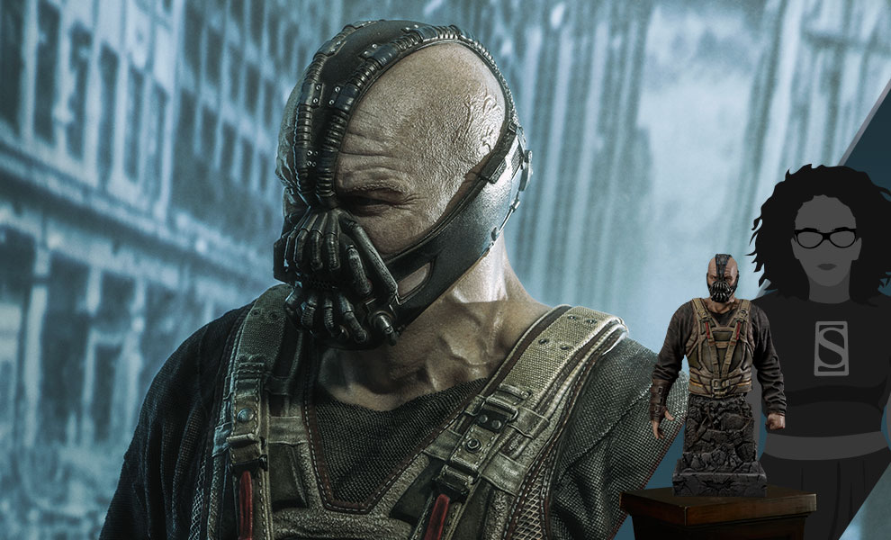 Gallery Feature Image of Bane Bust - Click to open image gallery