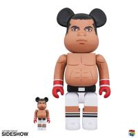 Gallery Image of Be@rbrick Muhammad Ali 100% and 400% Collectible Set