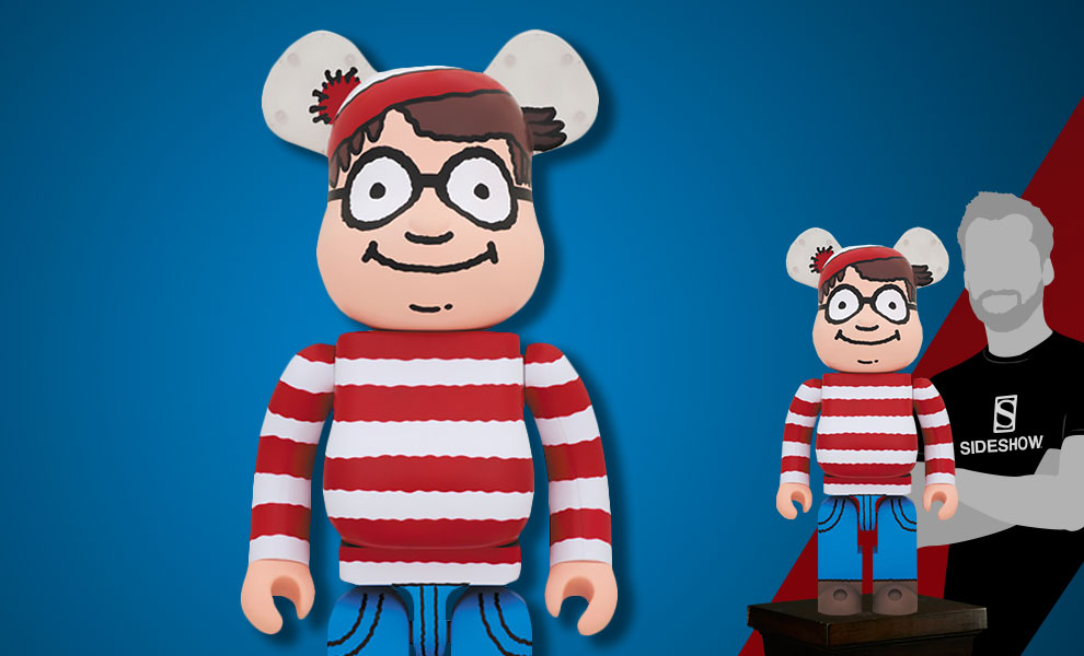 Gallery Feature Image of Be@rbrick Wally 1000% Figure - Click to open image gallery