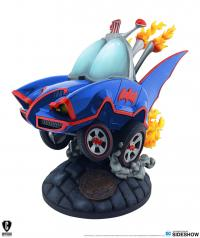 Gallery Image of Batman Classic TV Series Batmobile (Blue Variant) Statue