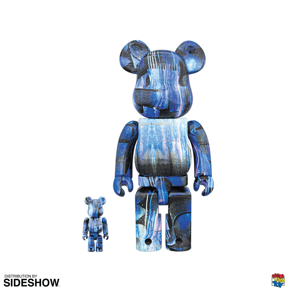 7b552b86 Be@rbrick Rostarr 100% and 400% Collectible Set | Sideshow Collectibles
