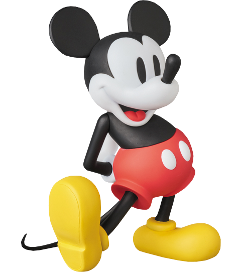 Medicom Toy Mickey Mouse (Standard Normal Version) Vinyl Collectible