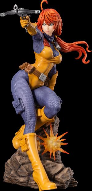 Scarlett Statue