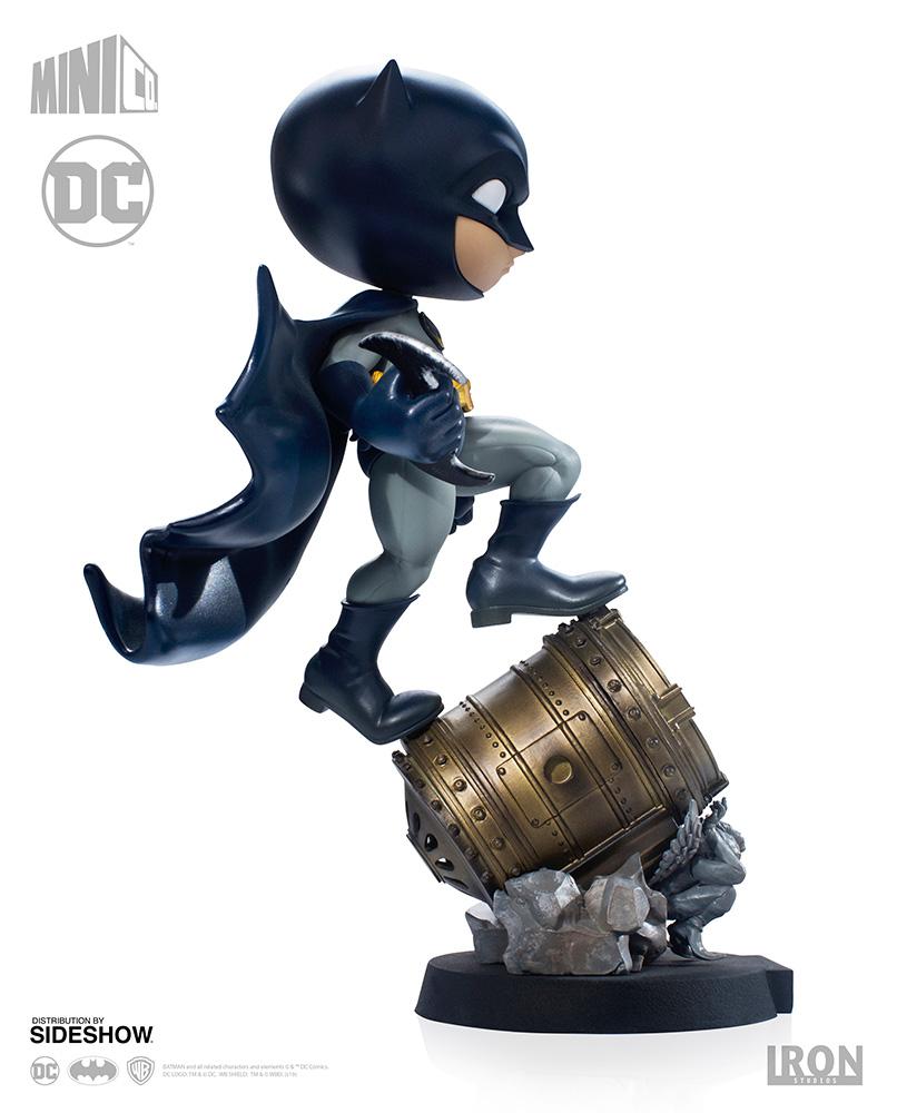 "PVC Action Figure Toys Decors Iron Studios 7.4"" MH0011 Mini BATMAN Deluxe Ver"