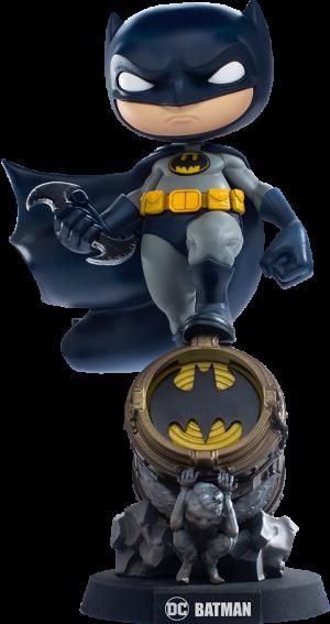 Batman (Deluxe) Mini Co. Collectible Figure