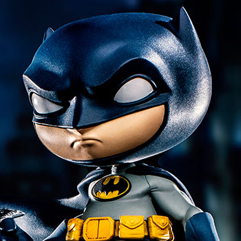 Batman (Deluxe) Mini Co. Collectible Figure