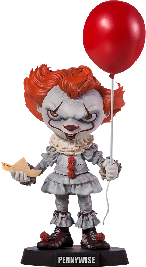 Iron Studios Pennywise (Deluxe) Mini Co. Collectible Figure
