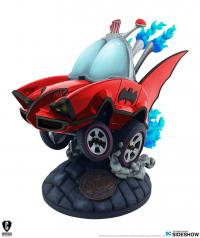 Gallery Image of Batman Classic TV Series Batmobile (Red Variant) Statue