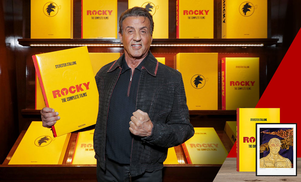 Gallery Feature Image of Rocky. The Complete Films XXL Book - Click to open image gallery