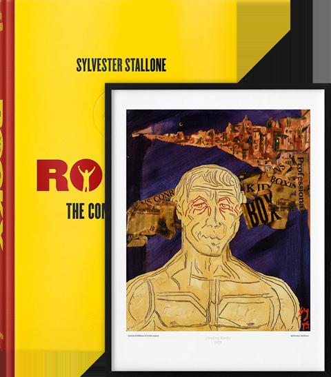 TASCHEN Rocky. The Complete Films XXL Book