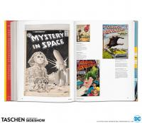 Gallery Image of 75 Years of DC Comics: The Art of Modern Mythmaking Book