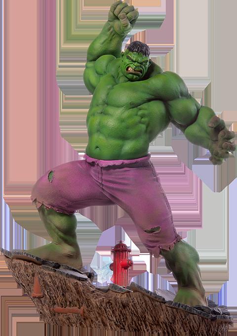 Iron Studios Hulk 1:10 Scale Statue