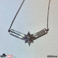 Gallery Image of Captain Marvel's Necklace Jewelry