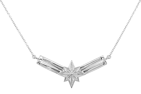 Whats Your Passion Jewelry Captain Marvel's Necklace Jewelry