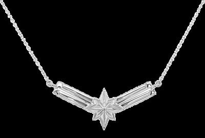 Captain Marvel's Necklace Jewelry