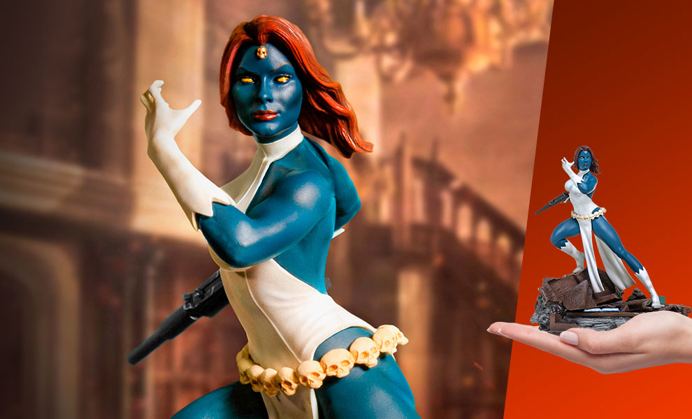 Gallery Feature Image of Mystique Statue - Click to open image gallery