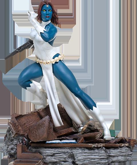 Iron Studios Mystique Statue
