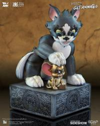 Gallery Image of Tom and Jerry Statue