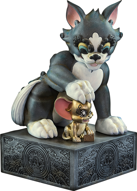 Soap Studio Tom and Jerry Statue