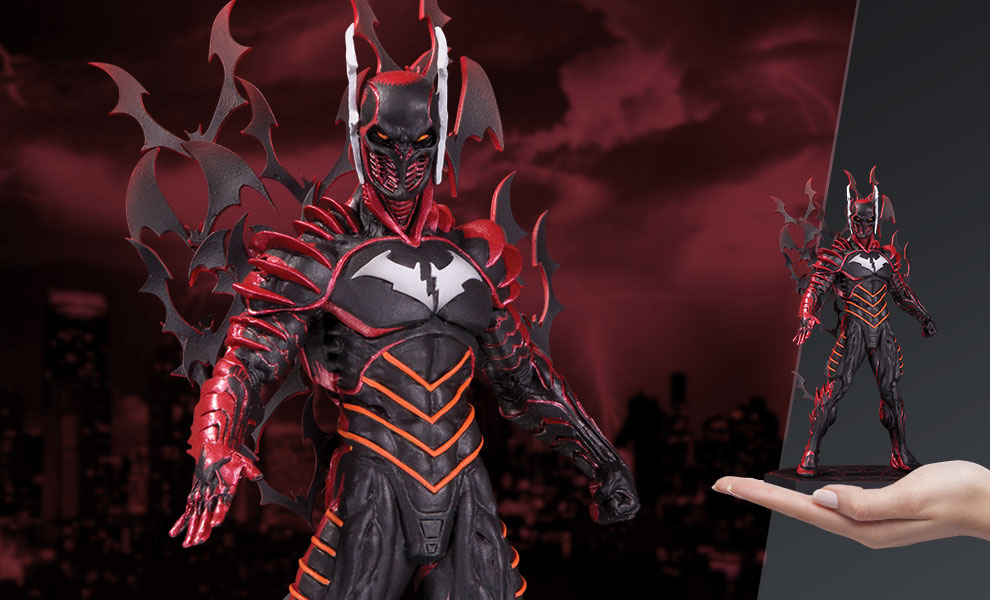 Gallery Feature Image of Batman: The Red Death Statue - Click to open image gallery