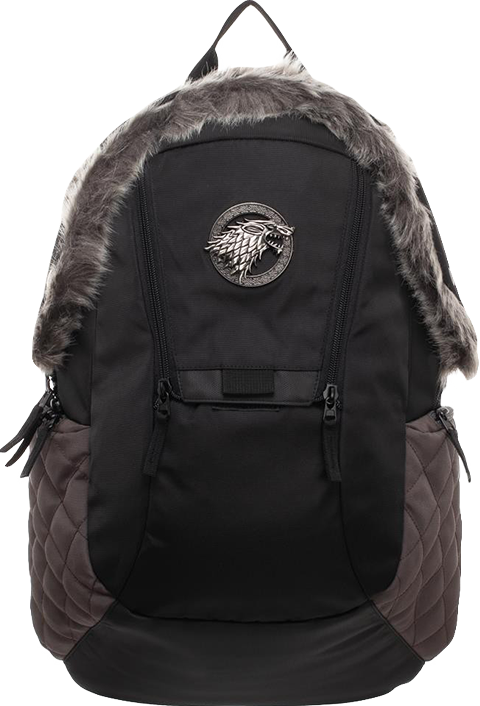 Bioworld Game of Thrones Stark Inspired Backpack Apparel