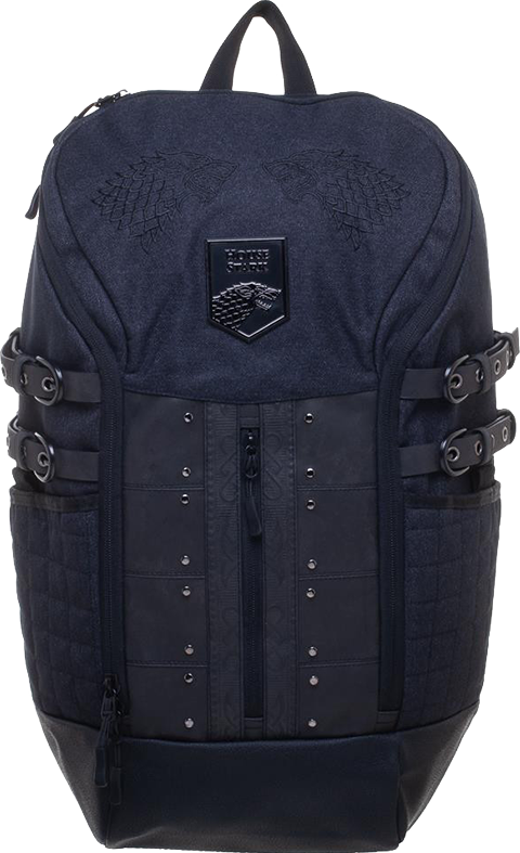 Bioworld Game of Thrones House Stark Backpack Apparel