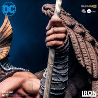 Gallery Image of Hawkman (Closed Wings) Statue
