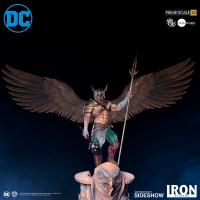 Gallery Image of Hawkman (Open Wings) Statue