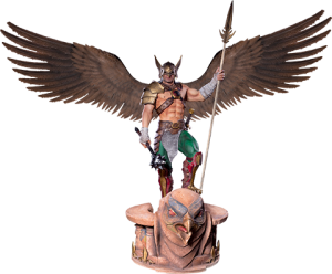 Hawkman (Open Wings) Statue