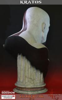 Gallery Image of Kratos Life-Size Bust