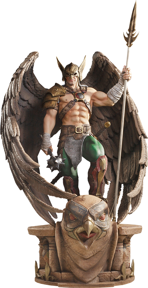 Iron Studios Hawkman (Open & Closed Wings) Statue