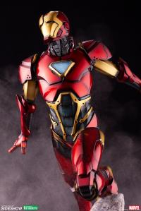 Gallery Image of Iron Man 1:10 Scale Statue