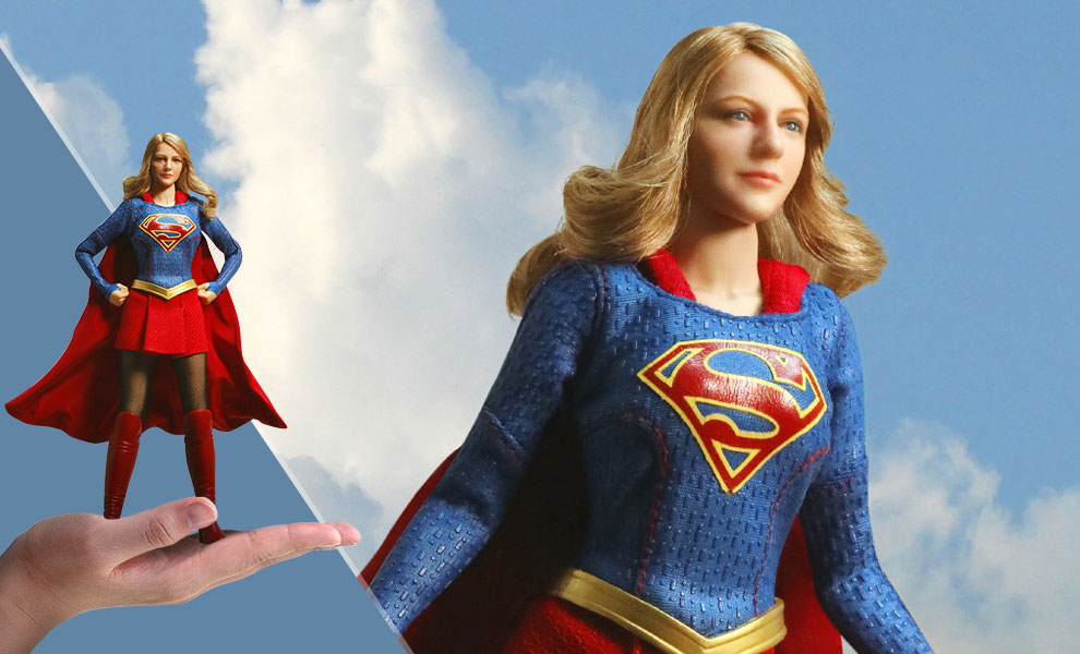 Gallery Feature Image of Supergirl Collectible Figure - Click to open image gallery