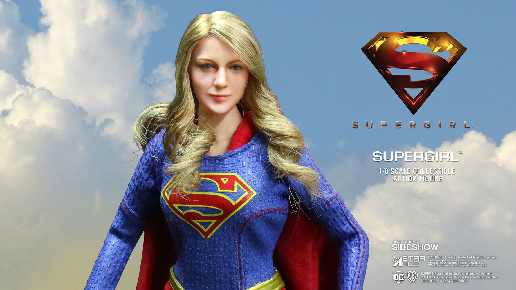 Supergirl (TV Series Inspired)