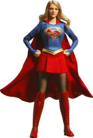 Supergirl Collectible Figure