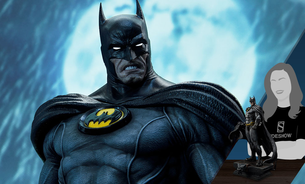 Gallery Feature Image of Batman Incorporated Suit Statue - Click to open image gallery