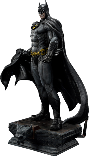 Batman Incorporated Suit Statue