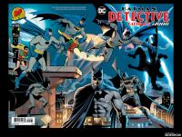 Gallery Image of Detective Comics #1000 Variant Cover Book