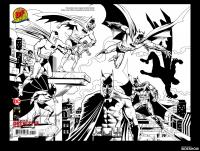 Gallery Image of Detective Comics #1000 Pure Line Art Edition Book