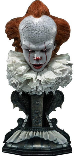 Pennywise (Serious) Bust