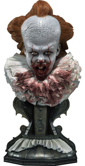 Pennywise (Surprised) Bust