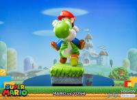 Gallery Image of Mario and Yoshi Statue