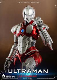 Gallery Image of Ultraman Suit (Anime Version) Sixth Scale Figure