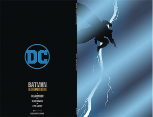 The Dark Knight Returns #1 Variant Book