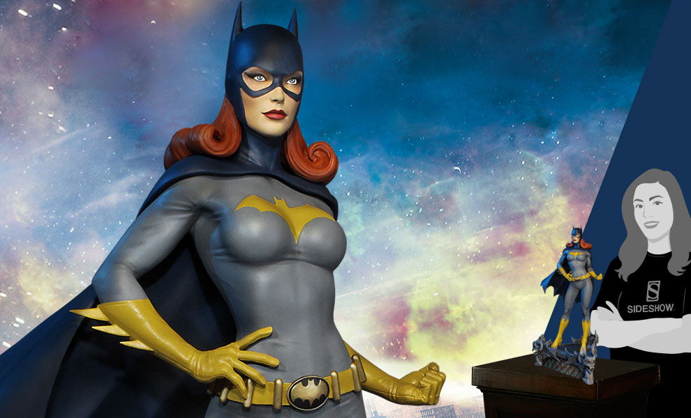 Gallery Feature Image of Super Powers Batgirl Maquette - Click to open image gallery