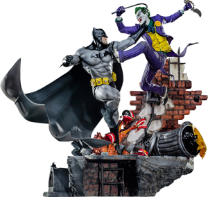 Batman Vs The Joker Sixth Scale Diorama