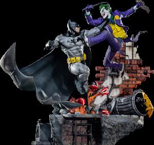 Batman Vs The Joker Sixth Scale Diorama