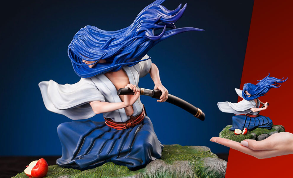 Gallery Feature Image of Ukyo Tachibana Statue - Click to open image gallery