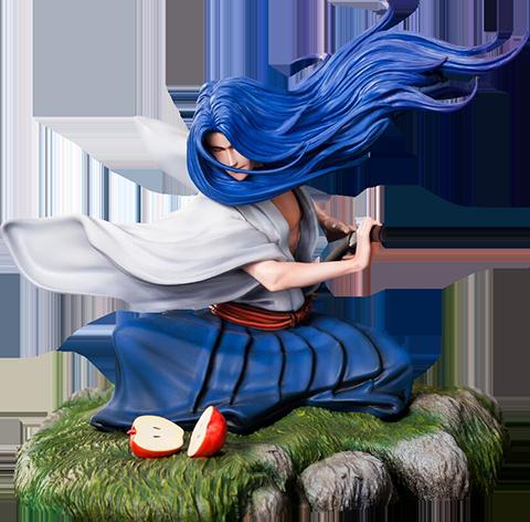 Gantaku Anime Ukyo Tachibana Statue