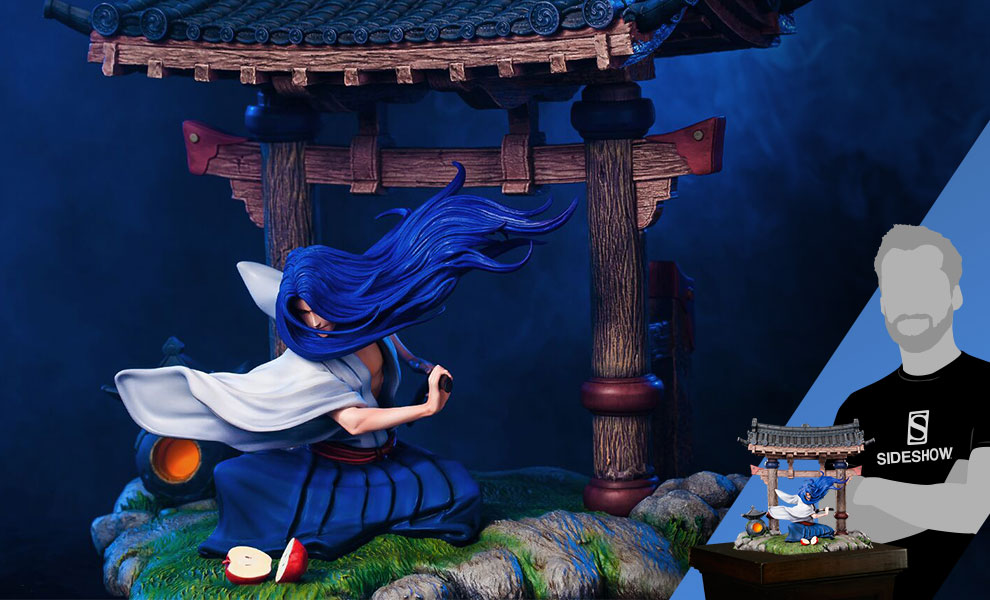 Gallery Feature Image of Ukyo Tachibana (Limited Version) Statue - Click to open image gallery